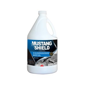 Mustang fly shield 4l