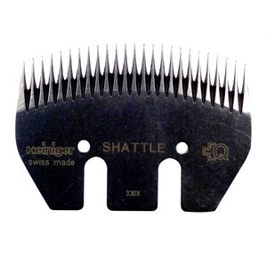 Peigne bovin 25 dents shattle