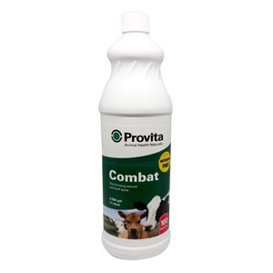 Combat topical spray 1l