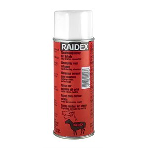 Raidex spray ovin rouge 500ml