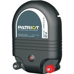 PATRIOT P10 Dual -Energy Fence Charger  1J