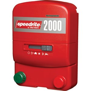 Electrificateur speedrite 2000 2 joules 110vlt