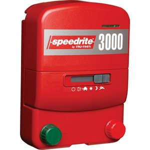 Electrificateur speedrite 3000 3 joules 110vlt