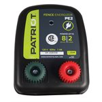 Patriot Pe2 Pet & Garden Fence Energizer 110v