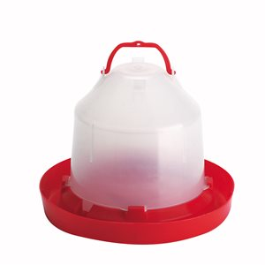 CHICK'A Poultry Drinker Plastic w. Handle 5l