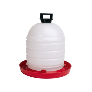 CHICK'A Poultry Drinker Top Fill w.Handle 15l