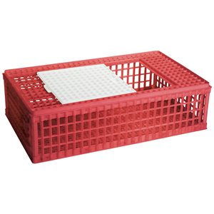 CHICK'A Poultry Transport Cage with Upper Door
